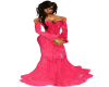 Pink Christmas Dress