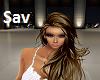 Favinia-Brown/Blonde