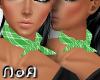 *NoA*Bandana Green (S)