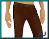 (A)Boho Man Pant Leather
