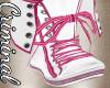 Cita Pink Storm Boots