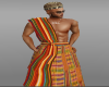 B.F African Robe