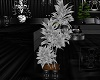 animated silver plant