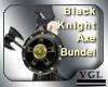 Black Knight Axe Bundle