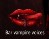 Vampire french voices