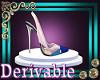 Celeste Heels Derivable