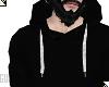 ♔ Black Hoodie