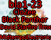 CloZeeBlackPanther(David
