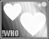 M/F White Hearts Anim.