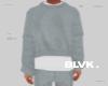 B.zate sweater bleu