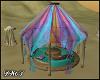 D- Coachella Boho Tent