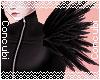 Shoulder Feathers |Black