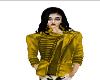 WTII MJ GOLD JACKET