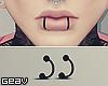 G | Lip Dual Piercing