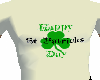St. pattys day tshirt