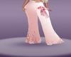 Elegant Pink Trousers