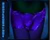Meta Sarong Skirt Purple
