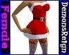 Miss Santa Outfit