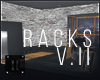 // LVB Wall Racks IV