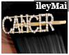 Hair Clip| Cancer