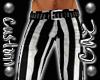 |CAZ|HQ Jeans Stripe BW