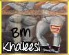 K:bm Iota Tippy Overalls