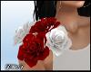 D- Floral Corsage rw