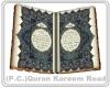 (P.C.) Quran Kareem Read
