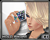 ICO Hold Phone Action F