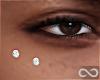Diamond Face Piercings
