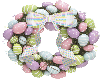 Sparkle pastel Easter