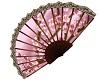 *PFE Sakura Pink Fan
