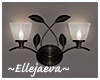 Luxury Family Wall Lamp