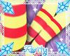 {R} Apple Bloom Socks v1