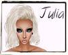 *J* Fleur Platinum Hair