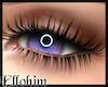 Lavender Realistic Eyes