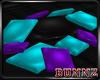 -[bz]- Eventide Cushions