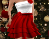 Sweet Xmas Party Dress