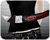 'Akatsuki Back Knife [F]