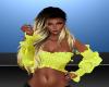 Yellow Fash Top