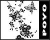 Background-Blackflower