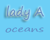 lady A oceans
