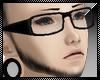 £ Black Glasses