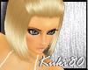 K blonde hair alyce