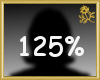 125% Scaler Avatar