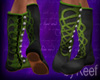 Ren Faire Boots, Celtic