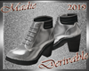 !a DRV Ankle Boots Grey