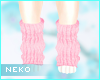[HIME] Coral Leg Warmers