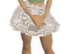 Ripple Floral Skirt PF