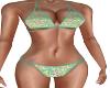 Bess-Green Bikini